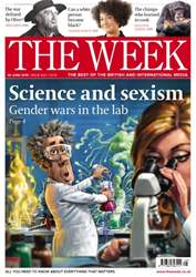 The Week Magazine Cover