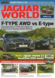 No.161 F-Type AWD vs VS E-Type issue No.161 F-Type AWD vs VS E-Type