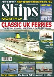 No. 609 Classic UK Ferries issue No. 609 Classic UK Ferries