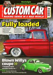 No.547 Blown Willys Coupe issue No.547 Blown Willys Coupe