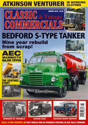 Vol. 20 No. 12 Bedford S-Type Tanker issue Vol. 20 No. 12 Bedford S-Type Tanker