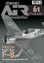 Meng AIR Modeller 61  Aug/Sept issue Meng AIR Modeller 61  Aug/Sept