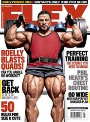 Flex Magazine Magazine Cover