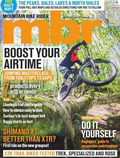 Mountain Bike Rider Preview