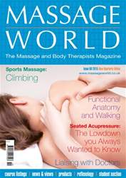 Massage World 88 issue Massage World 88