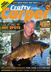 Crafty Carper August 2015 issue Crafty Carper August 2015