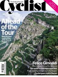 Cyclist Magazine Cover