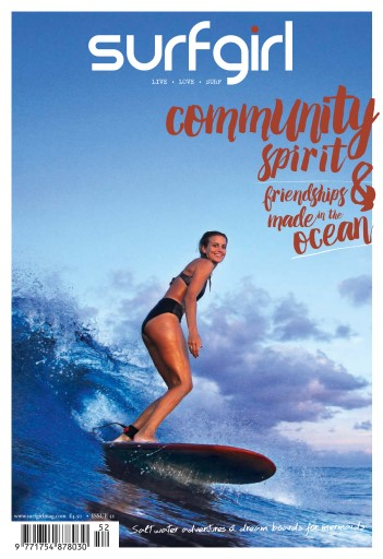 SurfGirl Magazine Preview