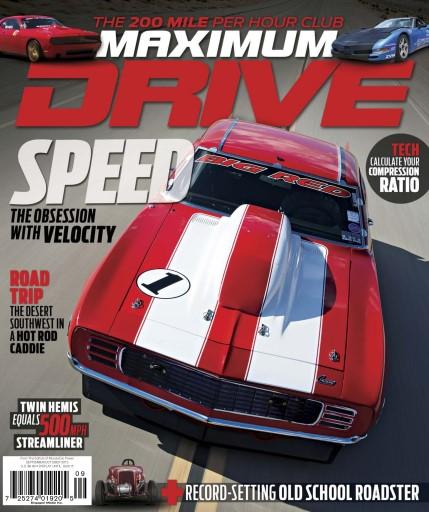 Maximum Drive Preview
