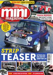 Mini Magazine Magazine Cover