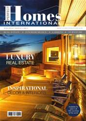Perfect Homes International  issue Perfect Homes International