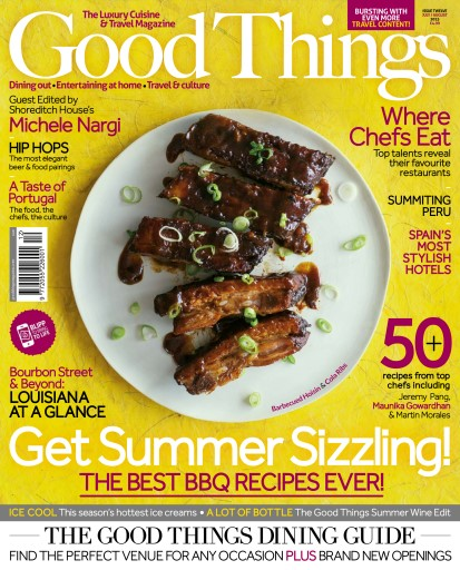 Good Things Magazine Preview