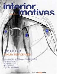 Interior Motives Summer 2015 issue Interior Motives Summer 2015