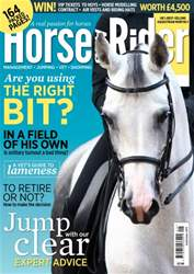 Horse&Rider Magazine – September 2015 issue Horse&Rider Magazine – September 2015