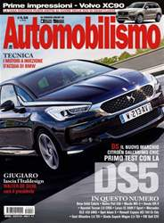 Automobilismo 8 2015 issue Automobilismo 8 2015