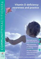 Community Practitioner March 2011 issue Community Practitioner March 2011