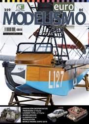 EuroModelismo259 issue EuroModelismo259