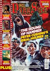 Issue 167: Peter Cushing Special issue Issue 167: Peter Cushing Special