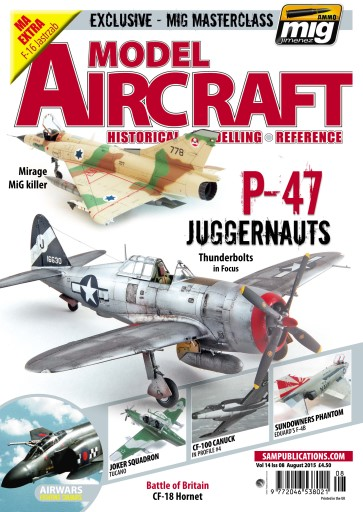 Model Aircraft Digital Issue