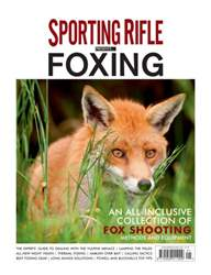 Sporting Rifle Presents Foxing issue Sporting Rifle Presents Foxing