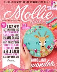 Mollie Makes Magazine Cover