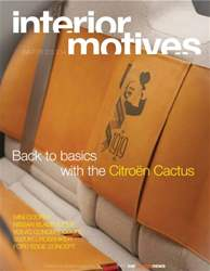 Interior Motives Winter 2013 issue Interior Motives Winter 2013