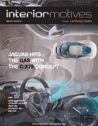Interior Motives Magazine Cover