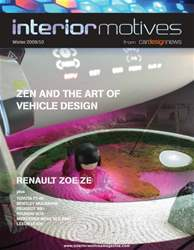 Interior Motives Winter 2009 issue Interior Motives Winter 2009