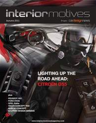 Interior Motives Autumn 2011 issue Interior Motives Autumn 2011