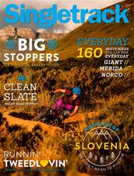 Singletrack Magazine Cover