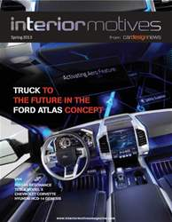 Interior Motives Spring 2013 issue Interior Motives Spring 2013