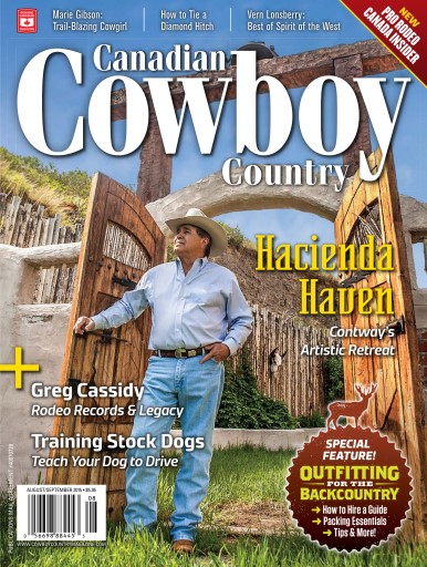 Canadian Cowboy Country Digital Issue