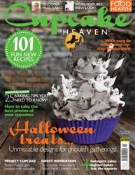 Cupcake Heaven Autumn 15 issue Cupcake Heaven Autumn 15
