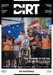 Inside Dirt - Issue 3: MXN issue Inside Dirt - Issue 3: MXN