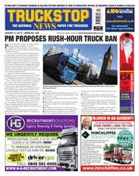 No. 348 PM proposes rush-hour truck ban issue No. 348 PM proposes rush-hour truck ban