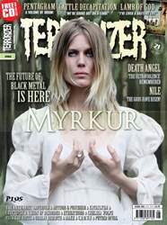 Terrorizer 262 issue Terrorizer 262