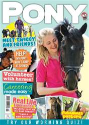 PONY Magazine – September 2015 issue PONY Magazine – September 2015