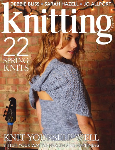Knitting Preview