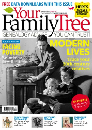 Your Family History Preview