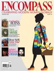 Encompass Magazine Cover