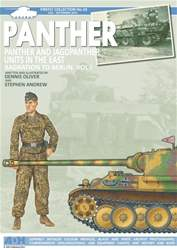 Panther and Jagdpanther Units in the East issue Panther and Jagdpanther Units in the East