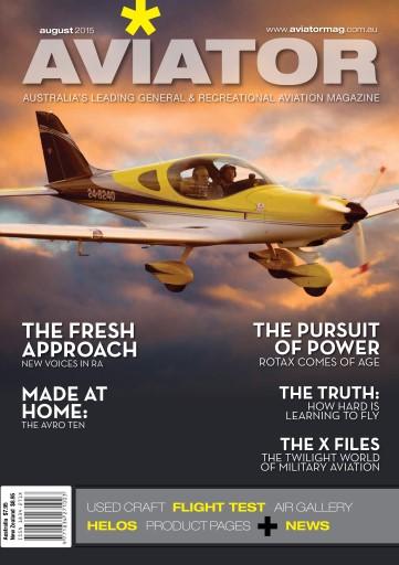 Aviator Preview