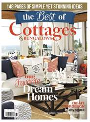 Best Of Cottages & Bungalows 2015 issue Best Of Cottages & Bungalows 2015