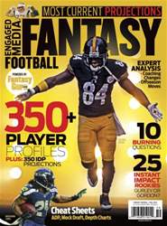 Fantasy Football Fall 2015 issue Fantasy Football Fall 2015