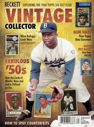 Vintage Collector 2015 issue Vintage Collector 2015