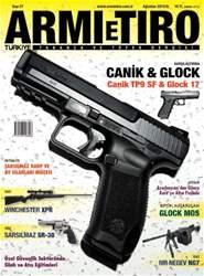 Armi e Tiro Ağustos 2015  issue Armi e Tiro Ağustos 2015