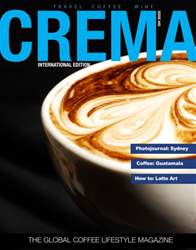 Crema International Issue #45 issue Crema International Issue #45