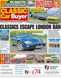 No. 290 Classics escape London ban issue No. 290 Classics escape London ban