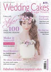 Issue 24 - Wedding Cakes & Sugar Flowers issue Issue 24 - Wedding Cakes & Sugar Flowers