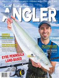 SA Angler - August/September 2015 issue SA Angler - August/September 2015